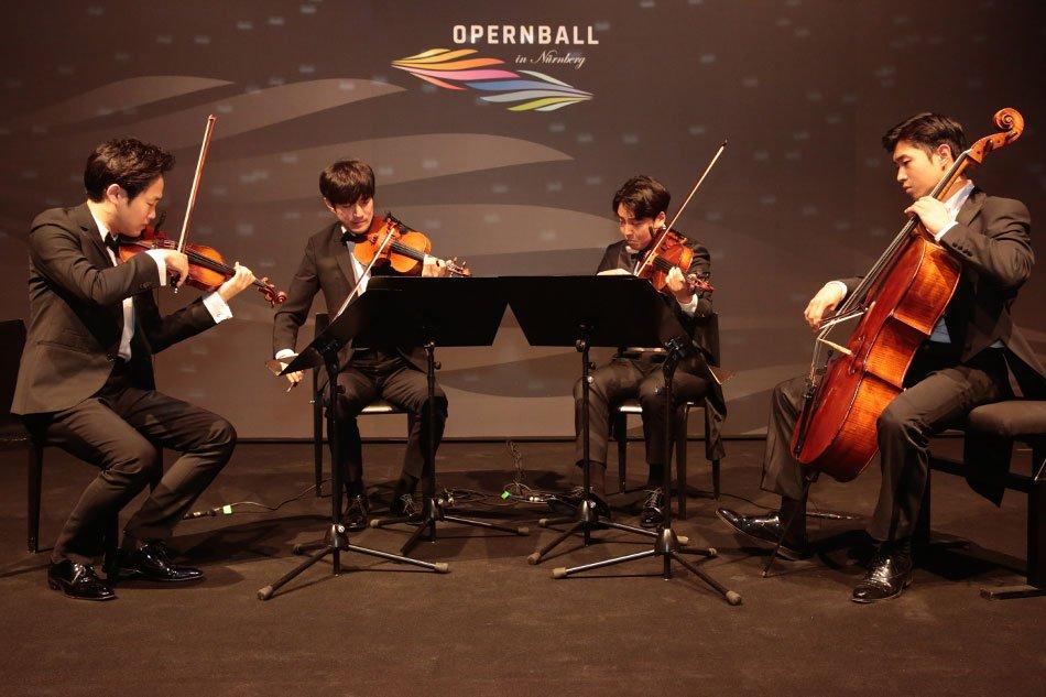 Herzlich willkommen beim Opernball in Nürnberg 7